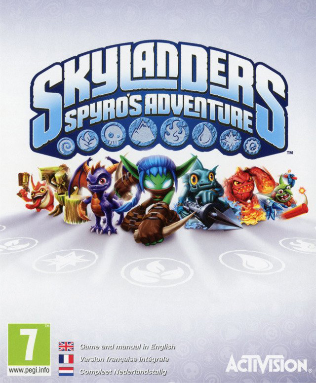 gameinfo skylanders spyro s adventure is an action adventure game spin