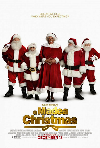 Tyler Perry's A Madea Christmas DVDRip Latino