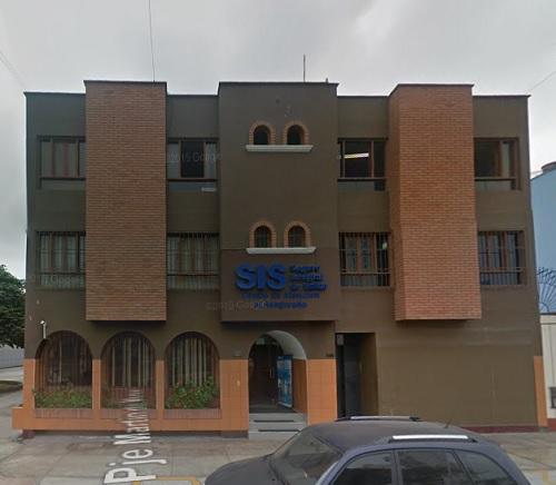 Seguro Integral de Salud - sede central