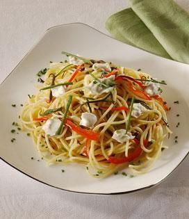 Recettes cuisine pour les nuls spaghetti saveurs d 39 t plat rapide et facile recette simple - Recette de cuisine pour les nuls ...