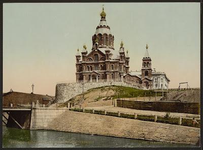 Кафедральный собор Успения Пресвятой Богородицы в Хельсинки