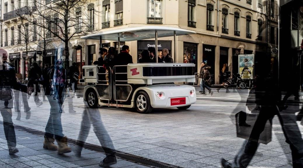 voiture du futur l 39 avenir de la voiture autonome passe t il par le partage. Black Bedroom Furniture Sets. Home Design Ideas
