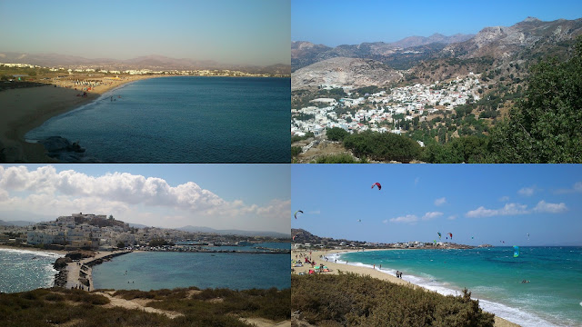 Naxos beauties, beaches and little villages