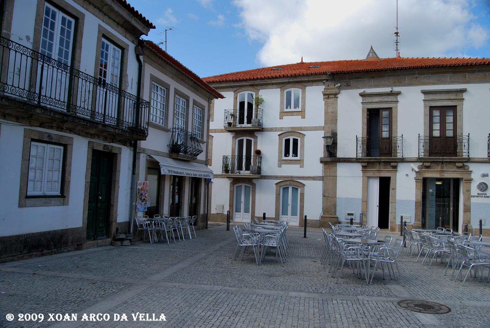 Vila Nova de Cerveira Portugal  City pictures : XOAN ARCO DA VELLA: VILA NOVA DE CERVEIRA PORTUGAL