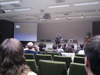 Masa K. Maeda en la Keynote de CAS2012