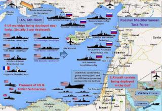 Το «χιλιάρμενο» μαζεύτηκε και πάλι στην Ανατολική Μεσόγειο και με ελληνική ναυτική παρουσία!