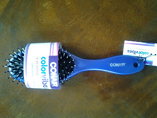 Conair Color Vibe Hairbrush