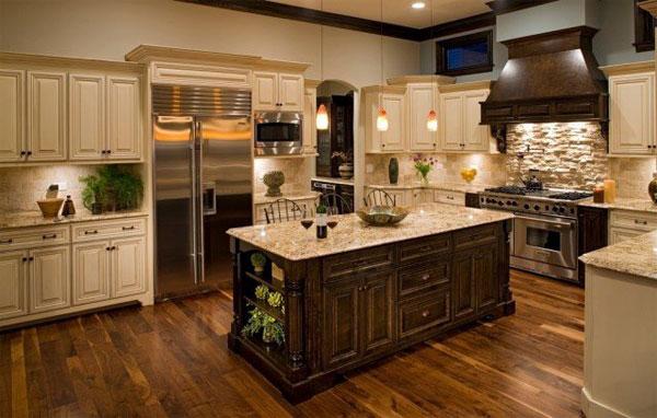 Desain ruangan dapur untuk rumah minimalis