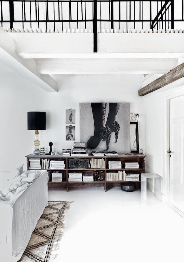 la petite fabrique de r ves black white mix chez jenny hjalmarson. Black Bedroom Furniture Sets. Home Design Ideas