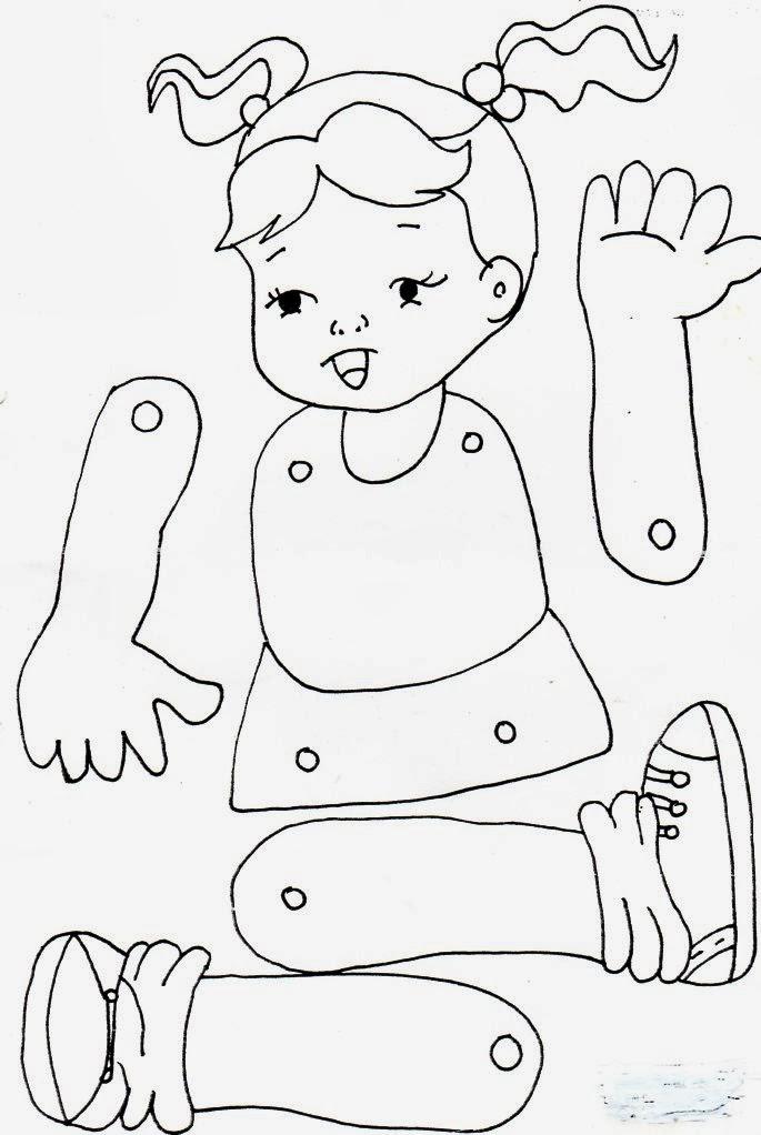 PSICOLOGÍA: Muñeco articulado para estimulación temprana