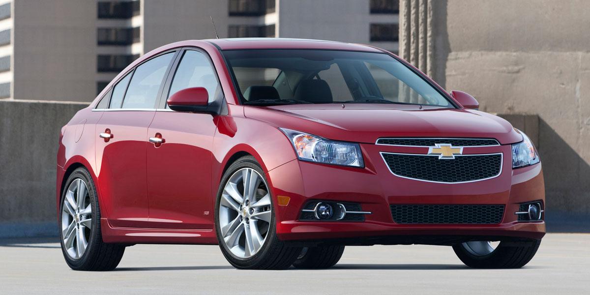 New Car Models 2013 Chevrolet Cruze