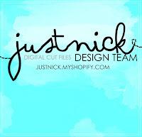 Proudly Designing For:  JustNick Studio