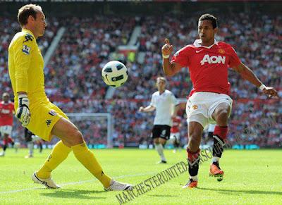 Luis Nani-Man Utd vs Fulham