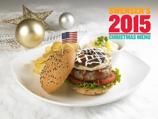 Swensen's 2015 Christmas Menu