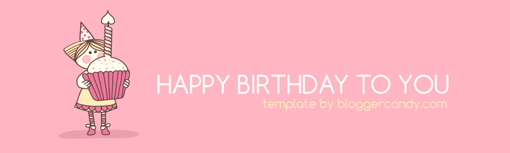 Happy Birthday Template Demo