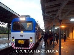 TREN BINACIONAL: UN VIAJE TEDIOSO Y CANSADOR