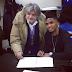 Amazing Samuel Eto now signs new contract with U.C. Sampdoria