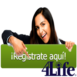INSCRIBETE EN 4LIFE