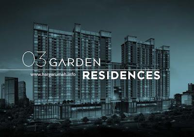 garden residences Apartemen Southeast Capital
