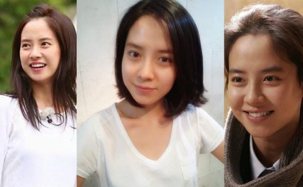 ... Song Ji Hyo dikatakan turut berpacaran dengan Kang Gary. Siapa peminat
