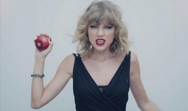 Taylor Swift publica comunicado a Apple Music explicando por qué el álbum 1989 no estará en su servicio.