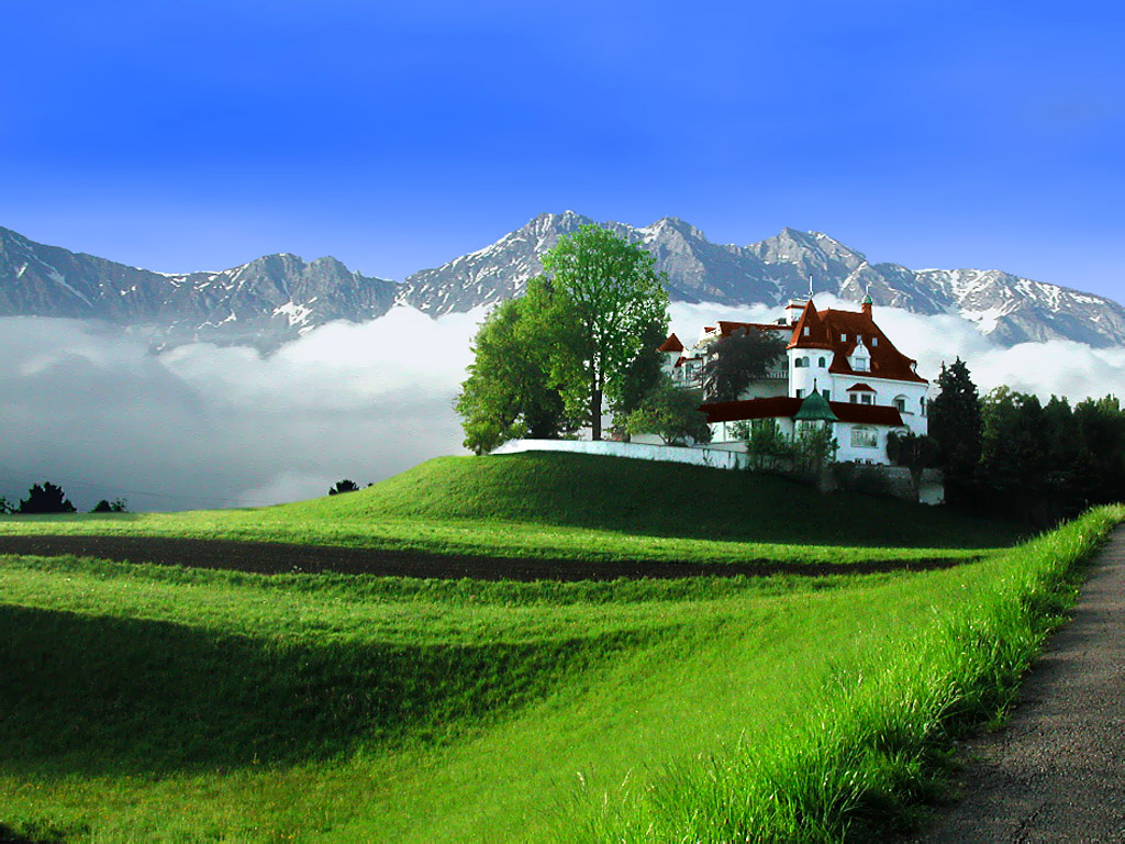 World Visits Cool Landscape Of Austria Amzing Place