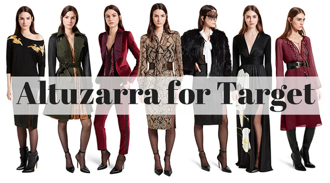 Target Designer Clothes | Inspiring Style Altuzarra For Target Oh To Be A Muse