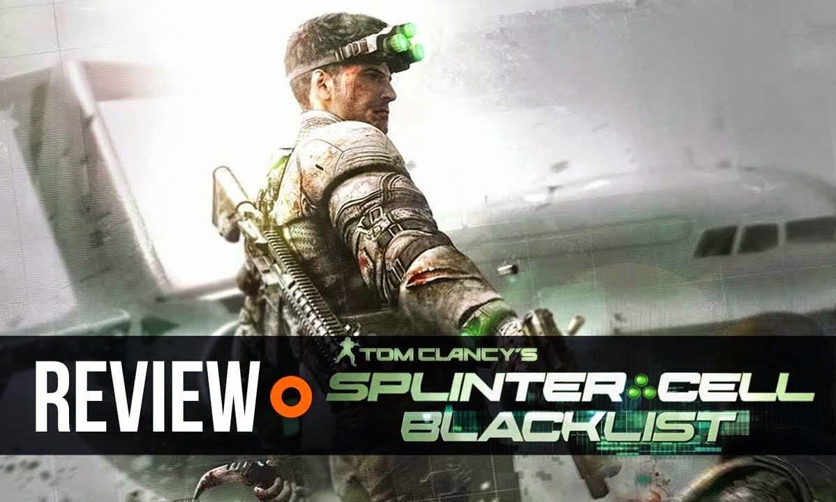 Splinter Cell Black list Review