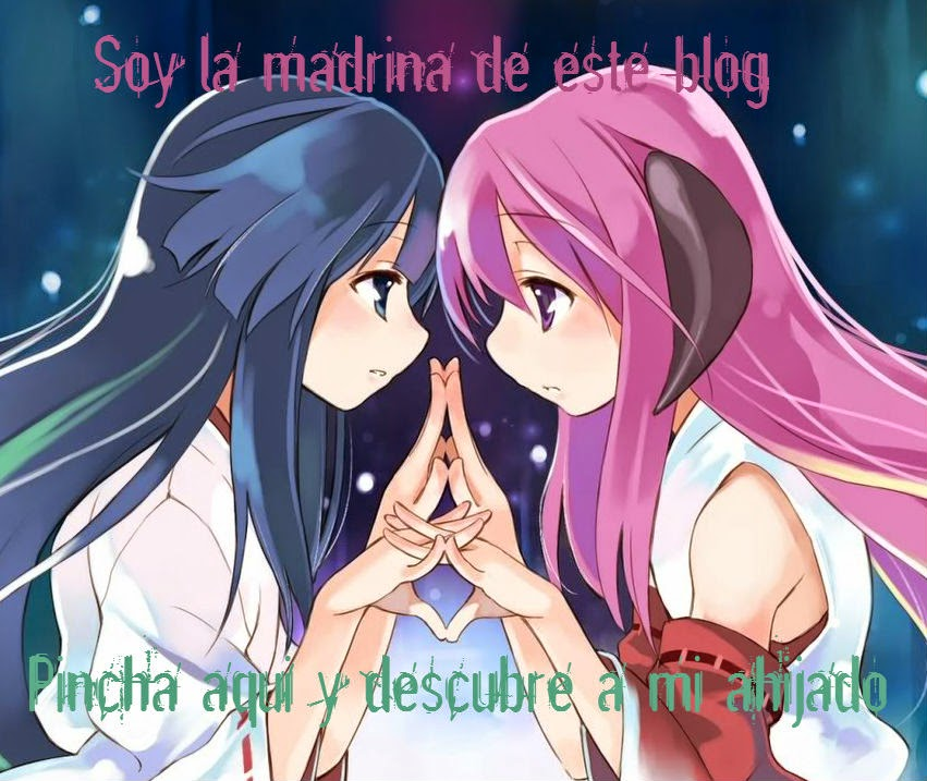 Madrina de un blog