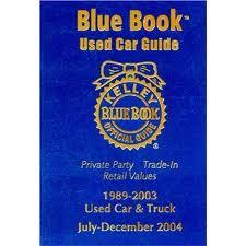 Nada Used Car Guide >> Blue Book Book Prices Kelley Blue Books Car Value Kelly | Autos Weblog