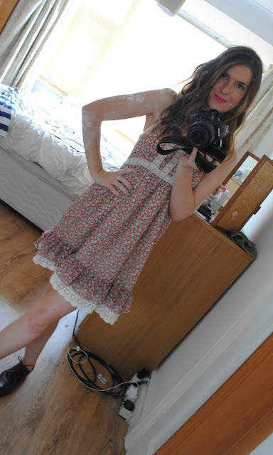 Matalan Dress - Outfit of the Day