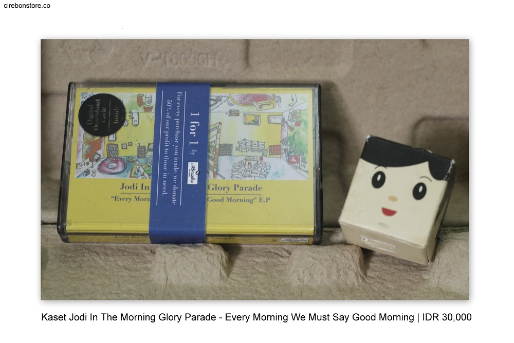 KASET JODI IN THE MORNING GLORY PARADE - EVERY MORNING WE MUST SAY GOOD MORNING