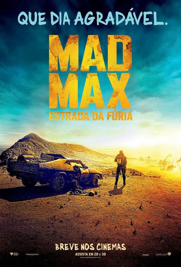 Mad Max: Estrada da Fúria – Legendado (2015)