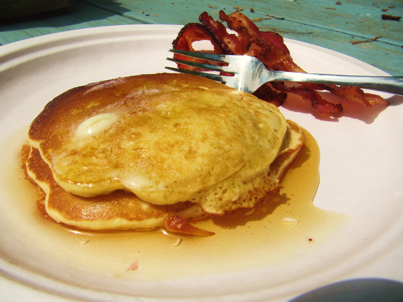 Mama Ozzy's Table: Sweet Corn Pancakes