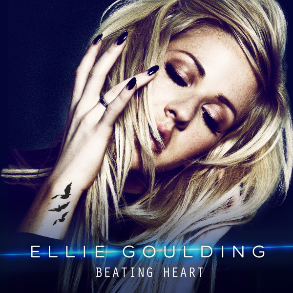 Ellie Goulding - Beating Heart - EP Cover