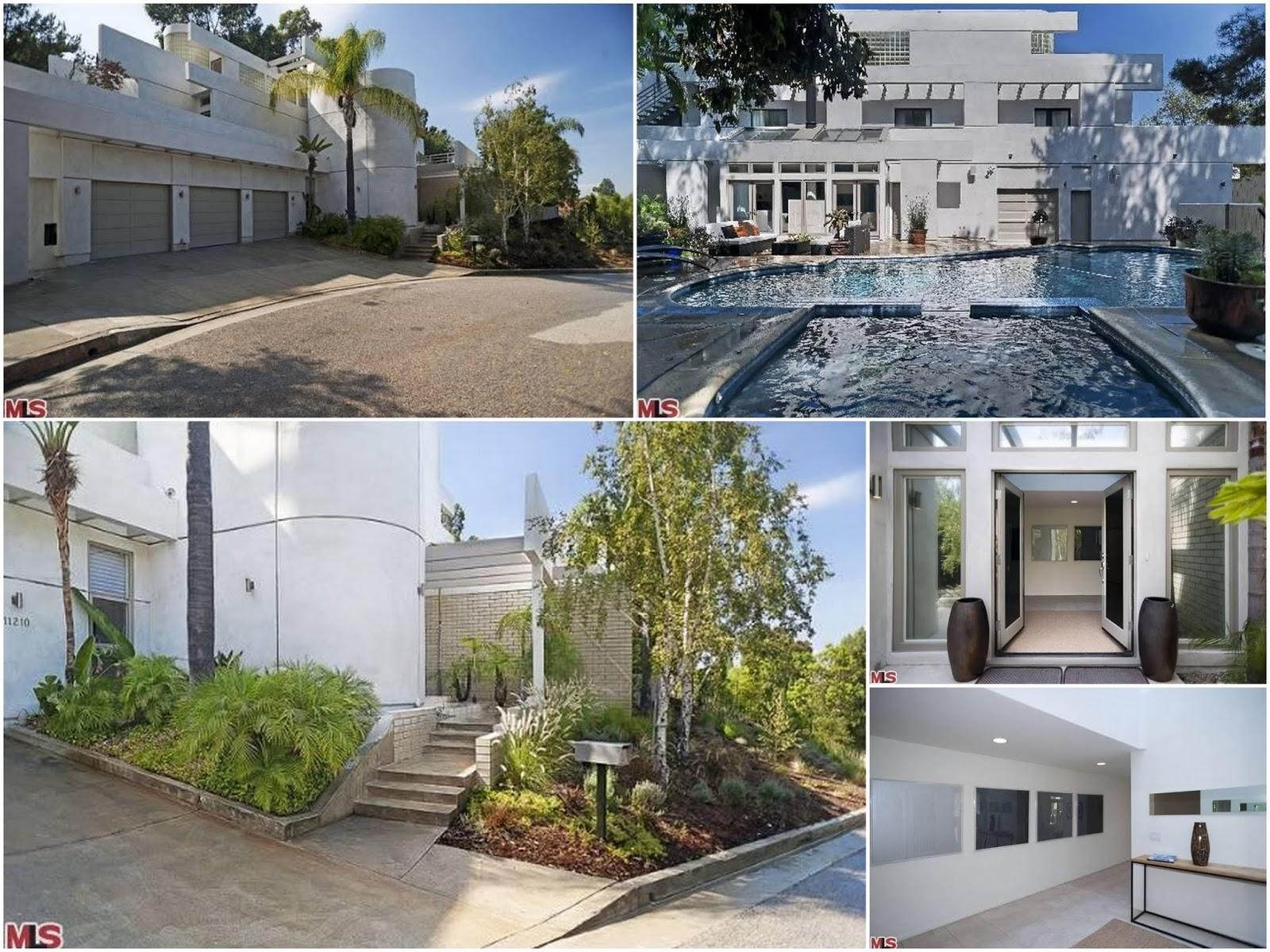 Celebrity real estate hayden christensen lists studio Celebrity real estate pictures