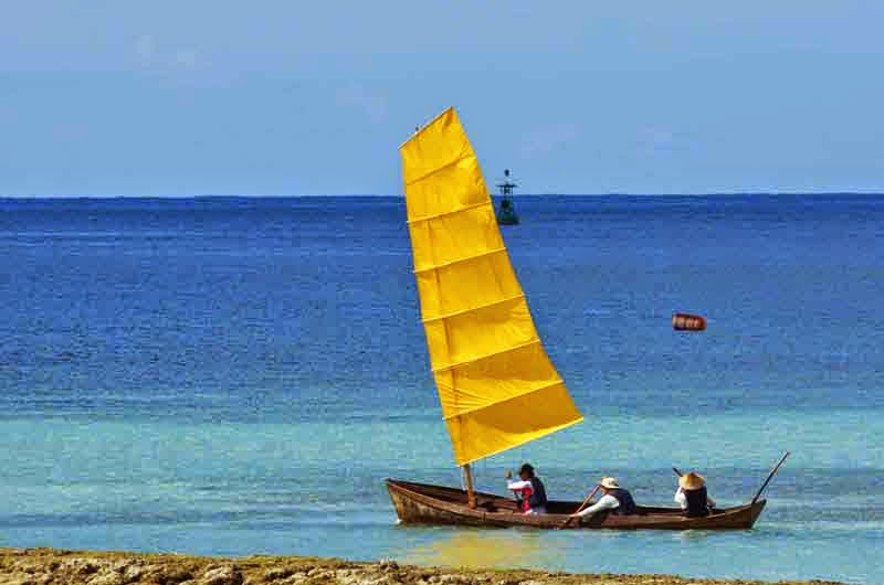 sailing, sabani boat, race