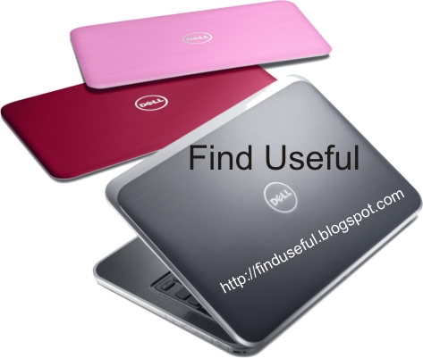 Dell Inspiron 13z all colors