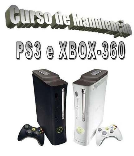 Download – Curso Manutenção PS3 e XBox – 360
