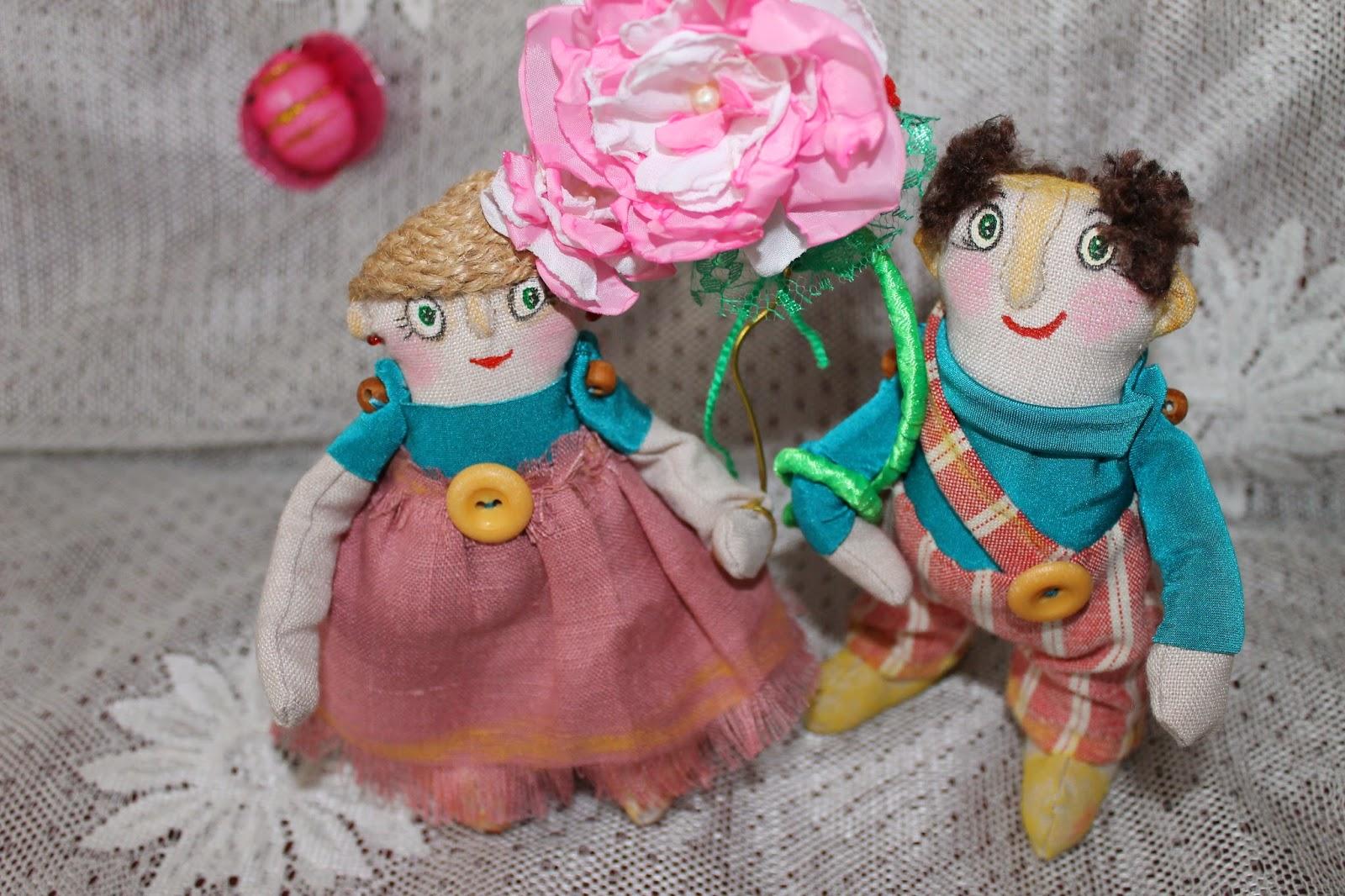 Первомайские куклы