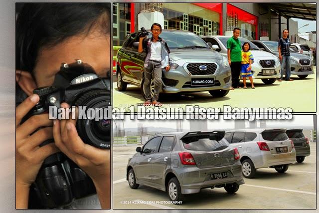 Dari Kopdar 1 Datsun Riser Banyumas oleh : KLIKMG Fotografer Jakarta