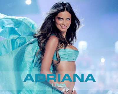 wallpapers adriana lima
