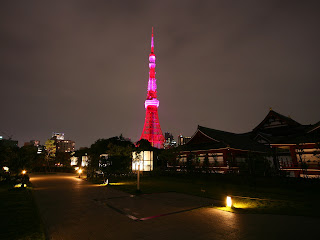 holiday in japan, holiday in tokyo tower, japan tour