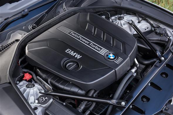2014 BMW 520d SE Saloon
