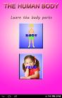 App para aprender las partes del cuerpo