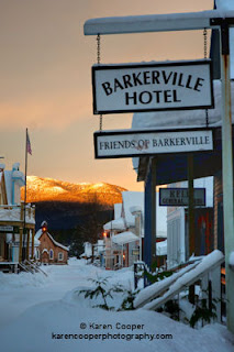 Best Places too See in BC - Barkerville
