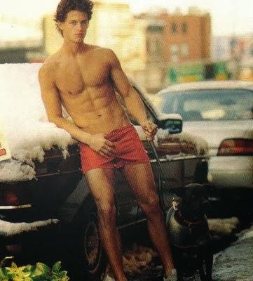 Garrett Neff underwear