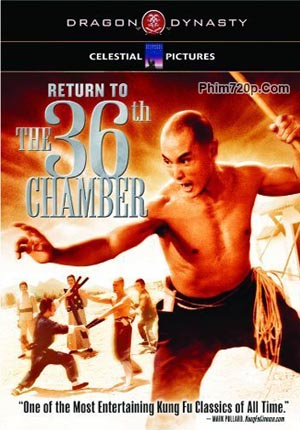 Return to the 36th Chamber 1980 poster