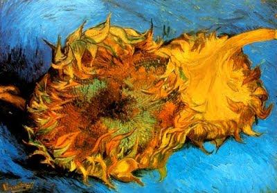 Cap de gira-sol (Vincent van Gogh)