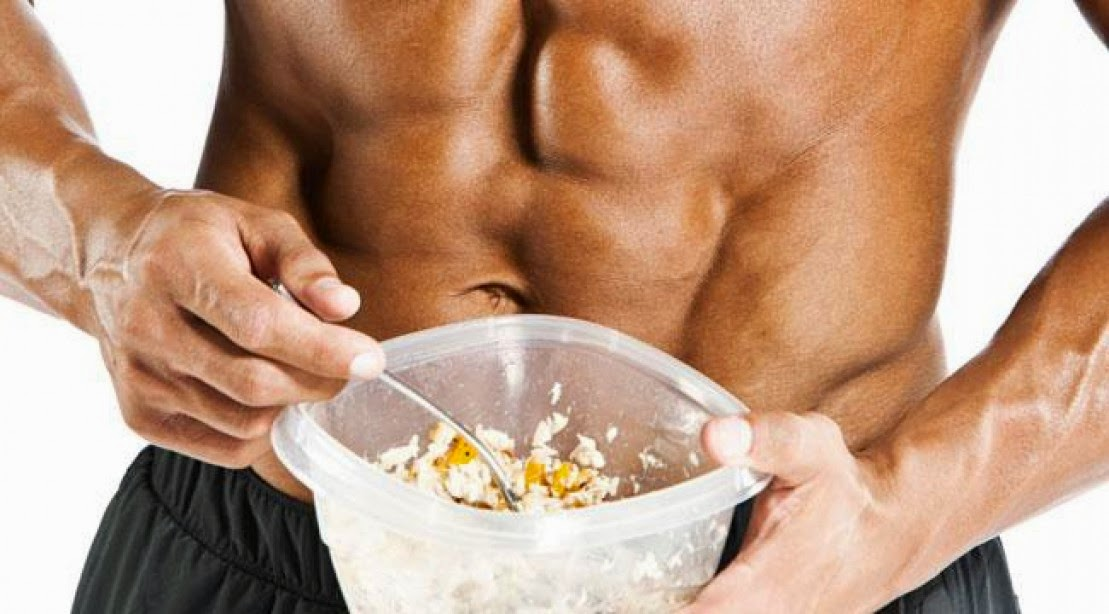 Here ar one or two of the simplest foods to create muscle.